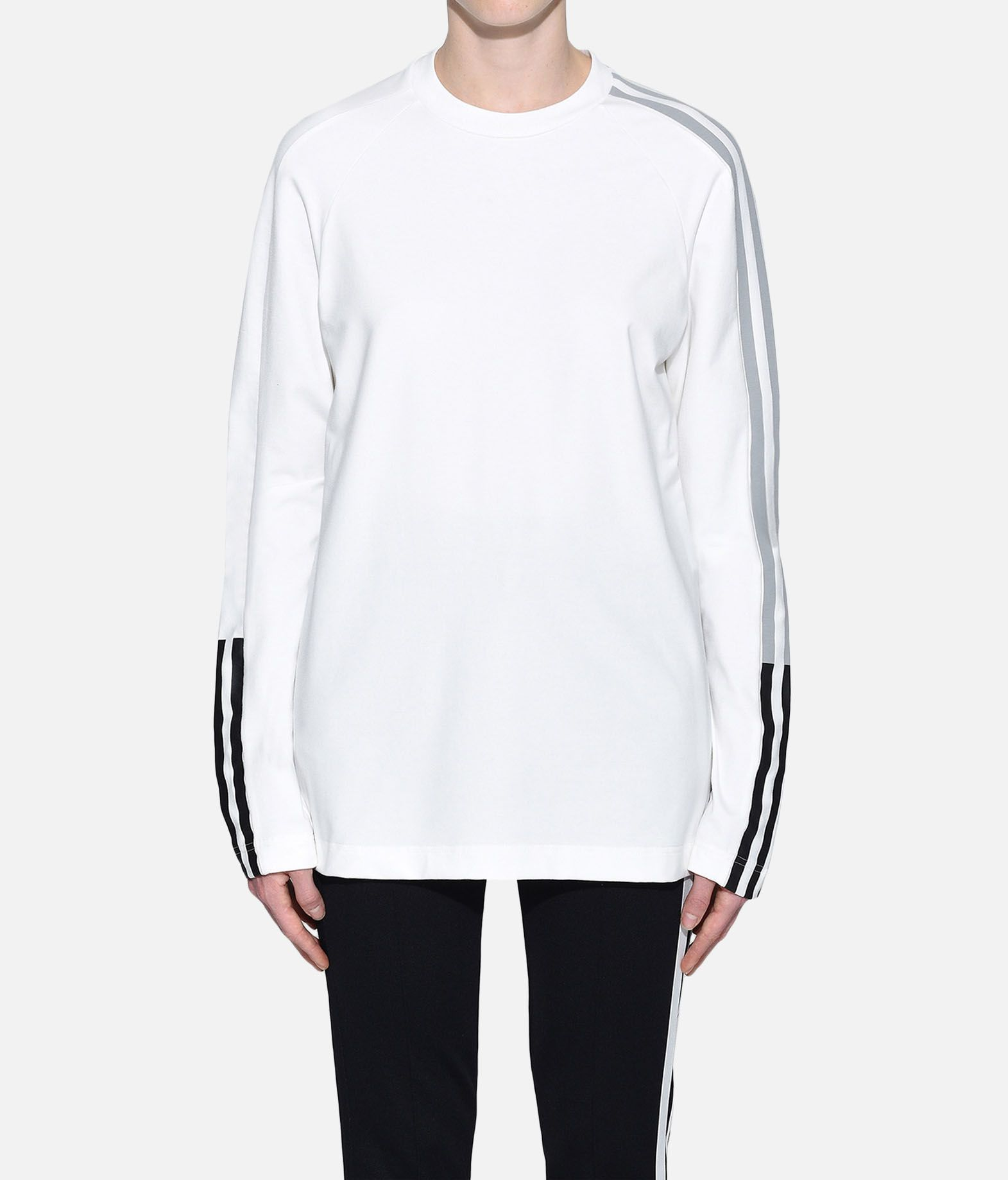 Y-3 Y-3 3-Stripes Tee Long sleeve t-shirt Woman r