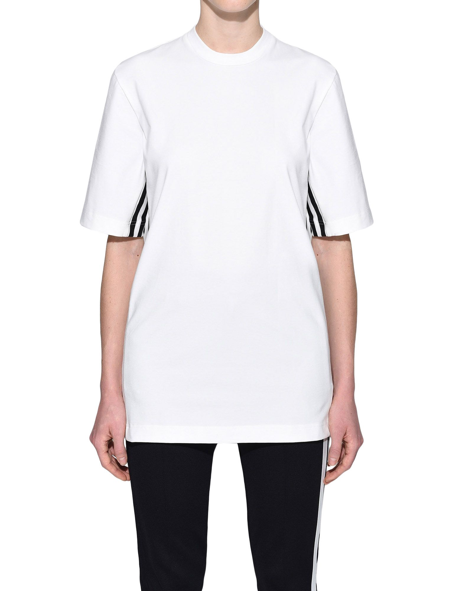 Y-3 Y-3 3-Stripes Tee Short sleeve t-shirt Woman r