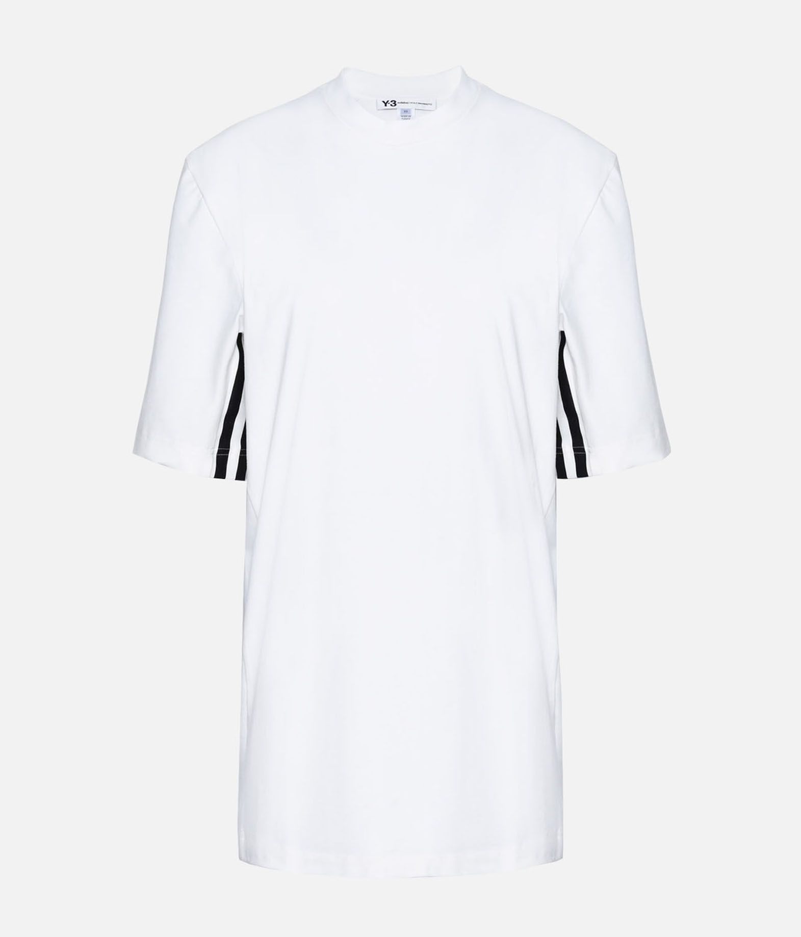 Y-3 Y-3 3-Stripes Tee Short sleeve t-shirt Woman f