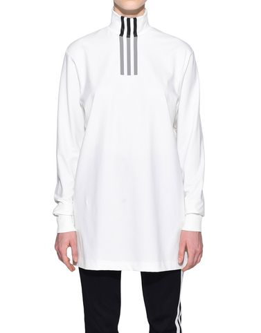 Y-3 T-shirt maniche lunghe Donna Y-3 3-Stripes High Neck Tee r