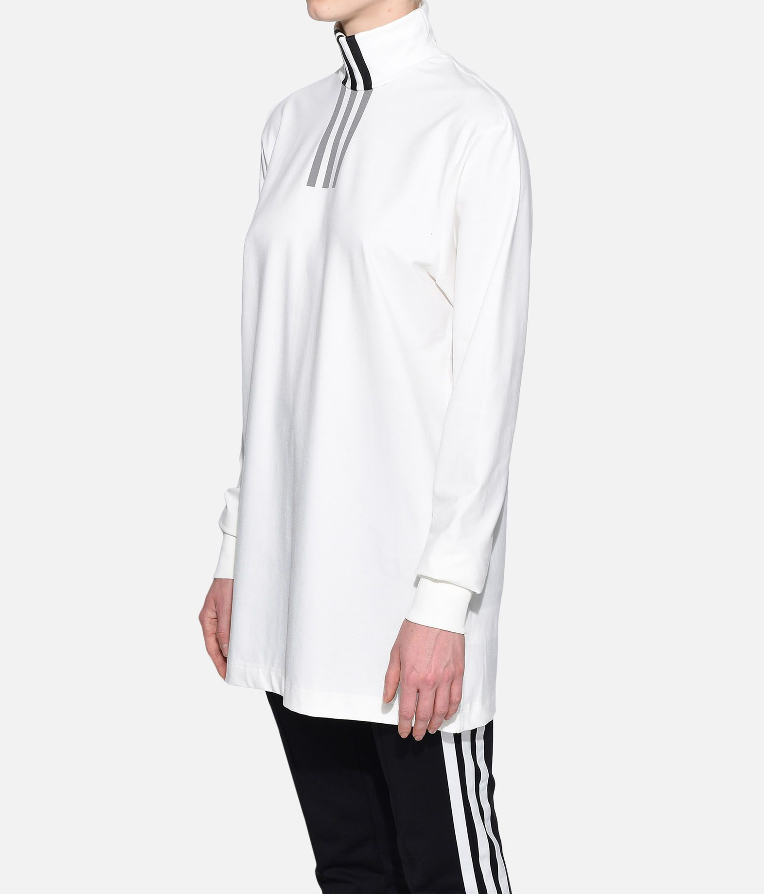 Y-3 Y-3 3-Stripes High Neck Tee Long sleeve t-shirt Woman e