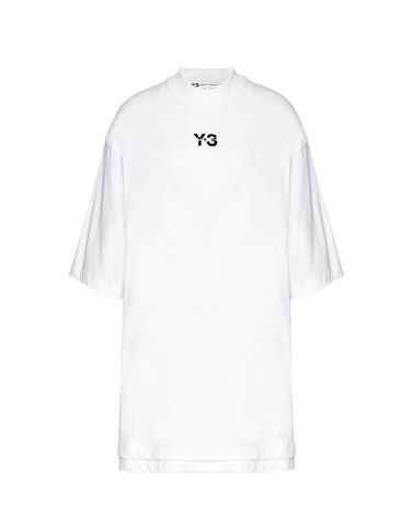 Y-3 Signature Long Tee TEES & POLOS woman Y-3 adidas