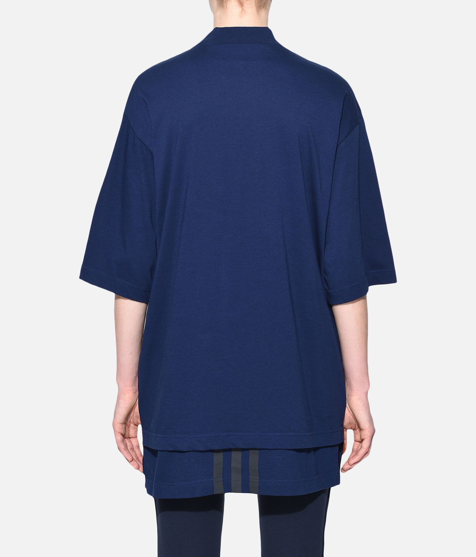 Y-3 Y-3 Signature Long Tee Short sleeve t-shirt Woman d