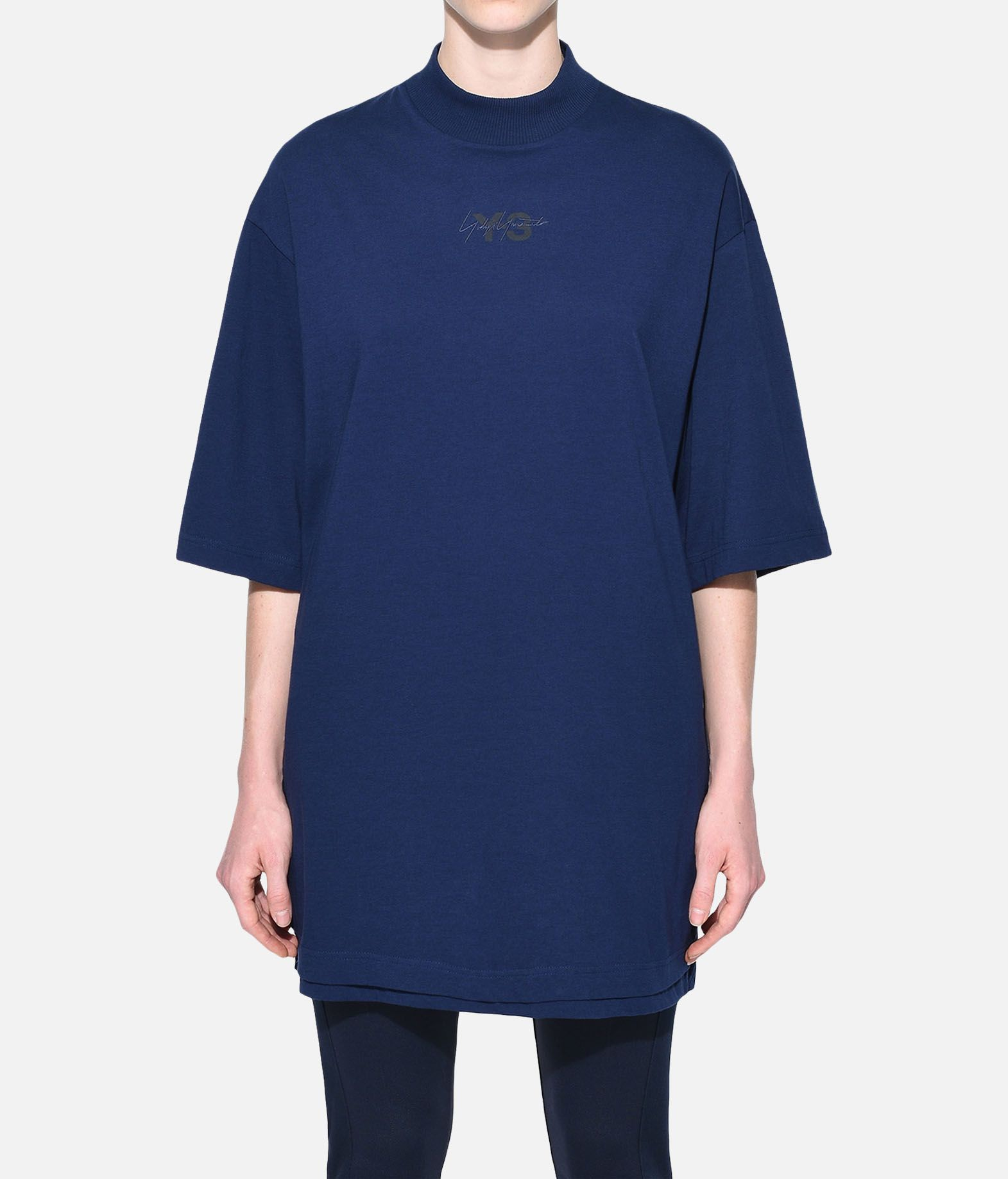 Y-3 Y-3 Signature Long Tee Short sleeve t-shirt Woman r