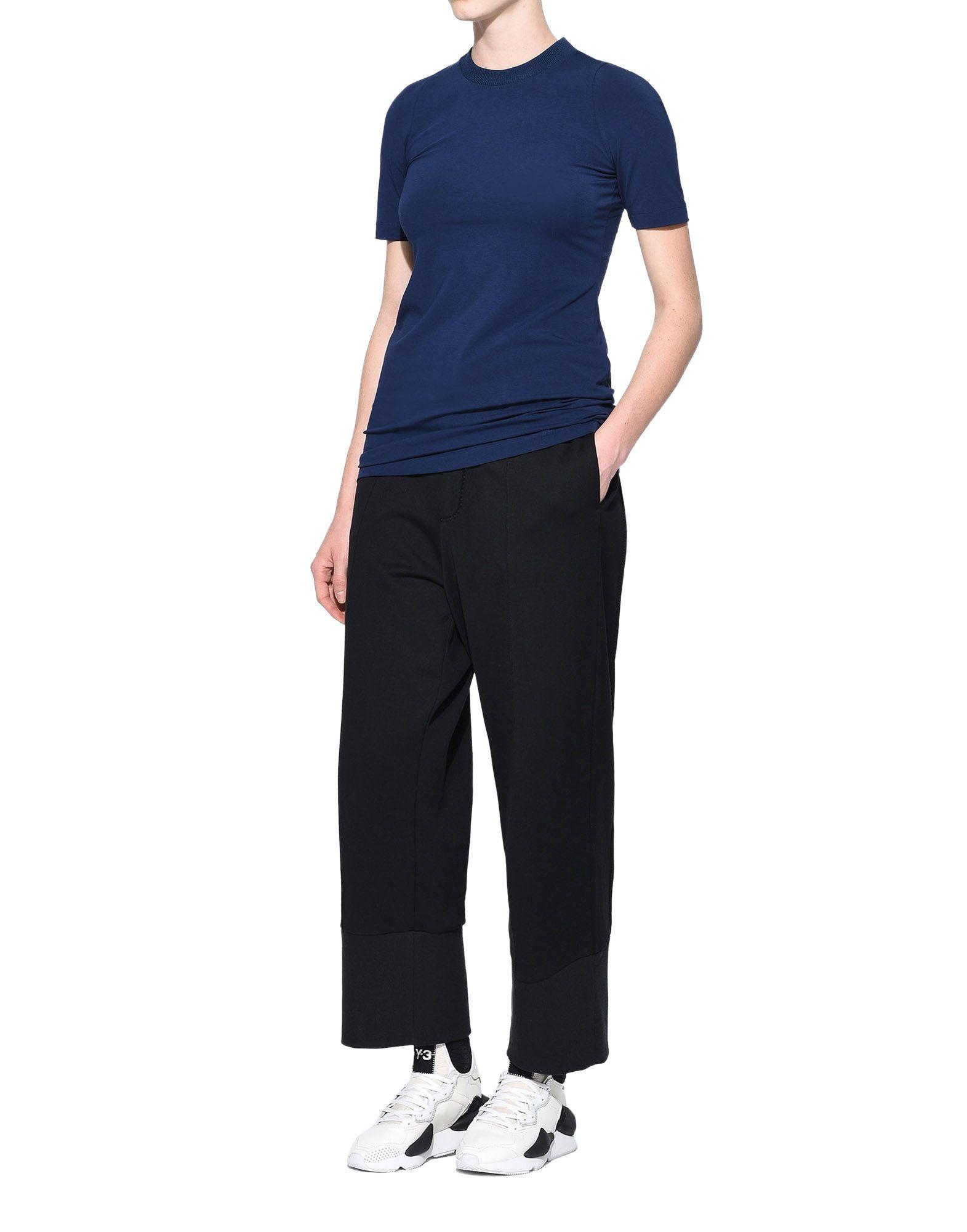 Y-3 Y-3 Prime Tee Short sleeve t-shirt Woman a