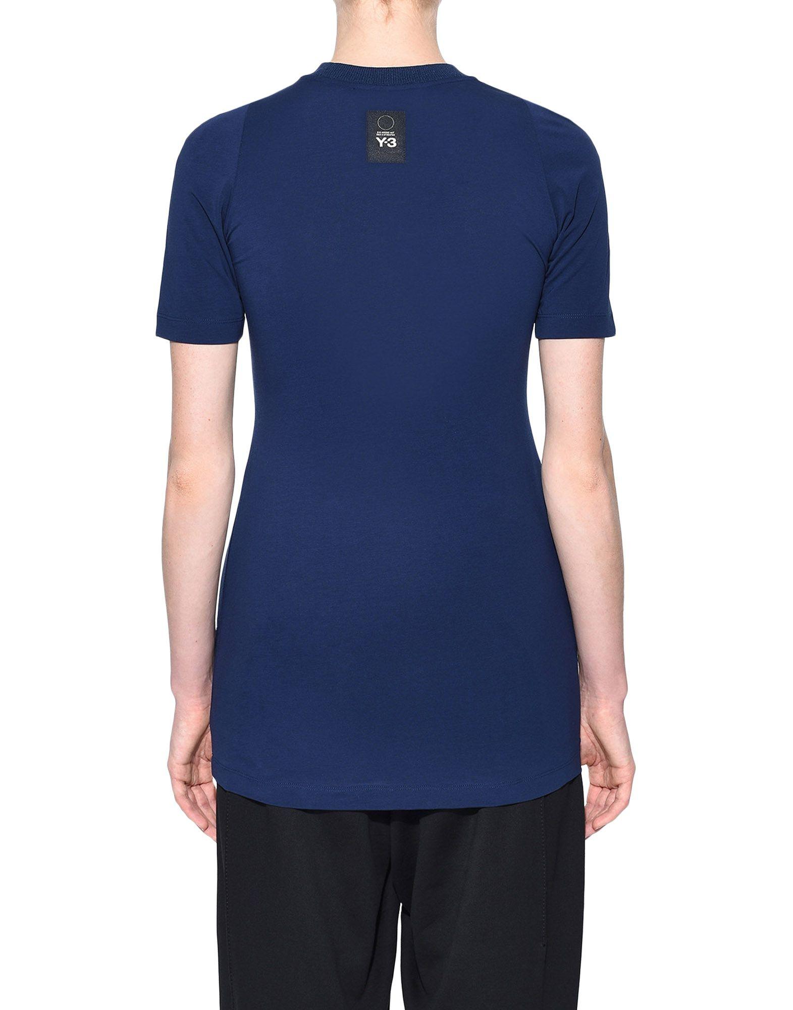 Y-3 Y-3 Prime Tee Short sleeve t-shirt Woman d