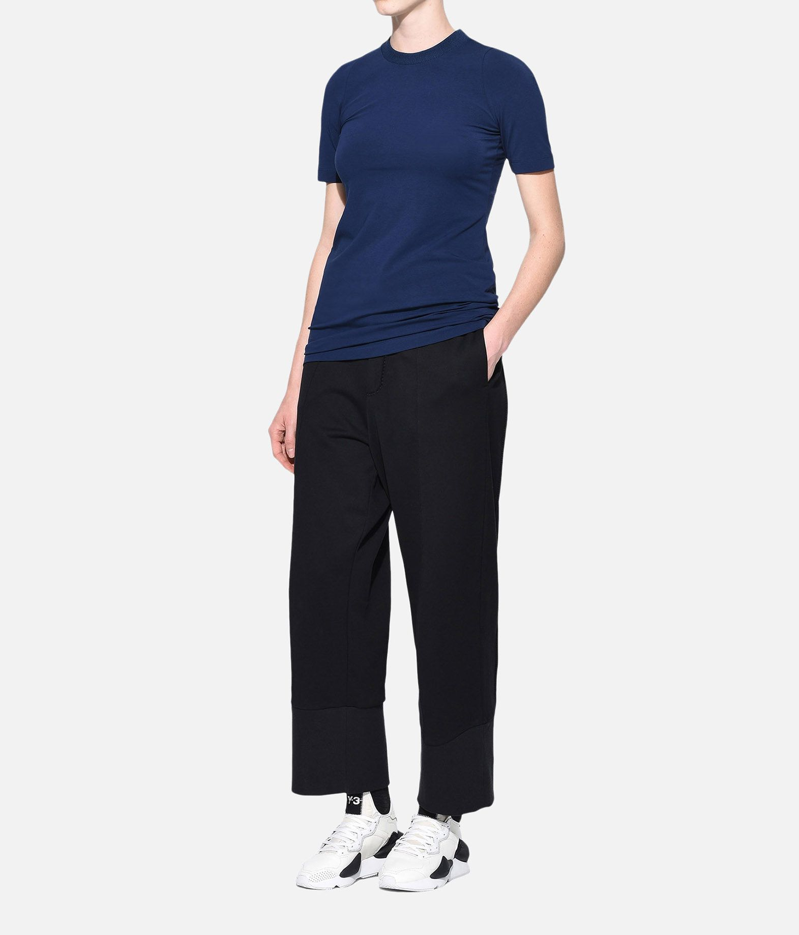 Y-3 Y-3 Prime Tee Short sleeve t-shirt Woman a