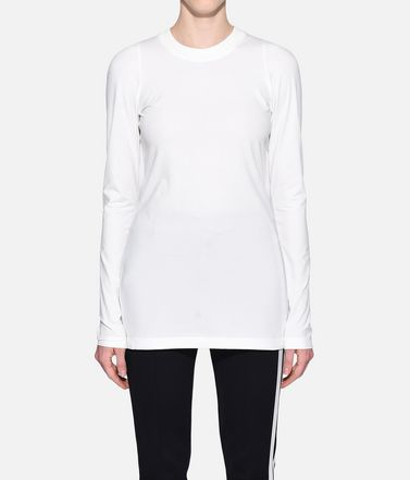 Y-3 T-shirt maniche lunghe Donna Y-3 Prime Tee r
