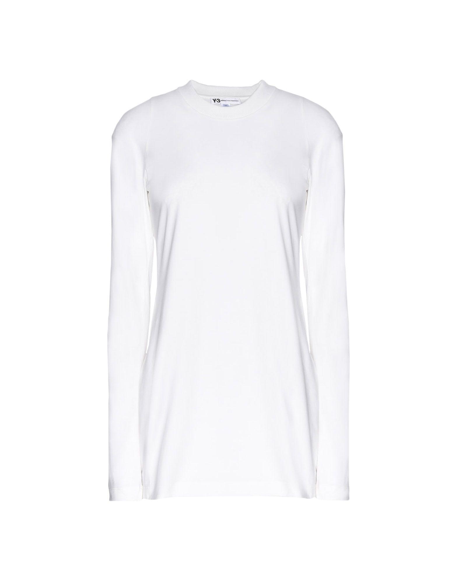 Y-3 Y-3 Prime Tee Long sleeve t-shirt Woman f