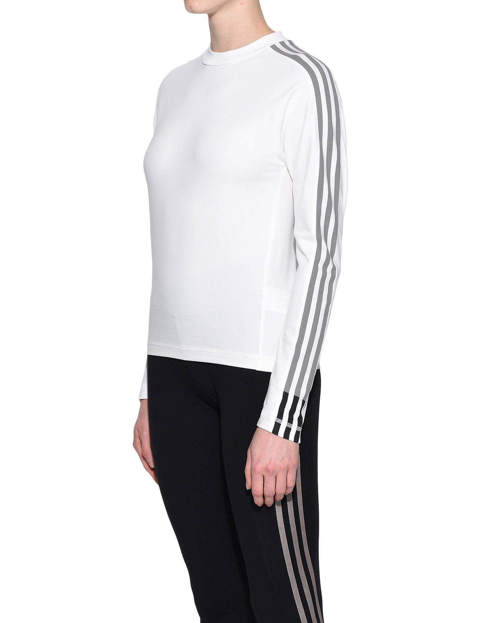 Y-3 Y-3 3-Stripes Tee Long sleeve t-shirt Woman e