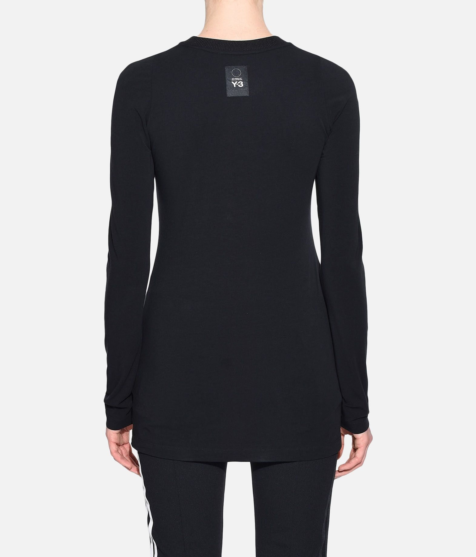Y-3 Y-3 Prime Tee Long sleeve t-shirt Woman d
