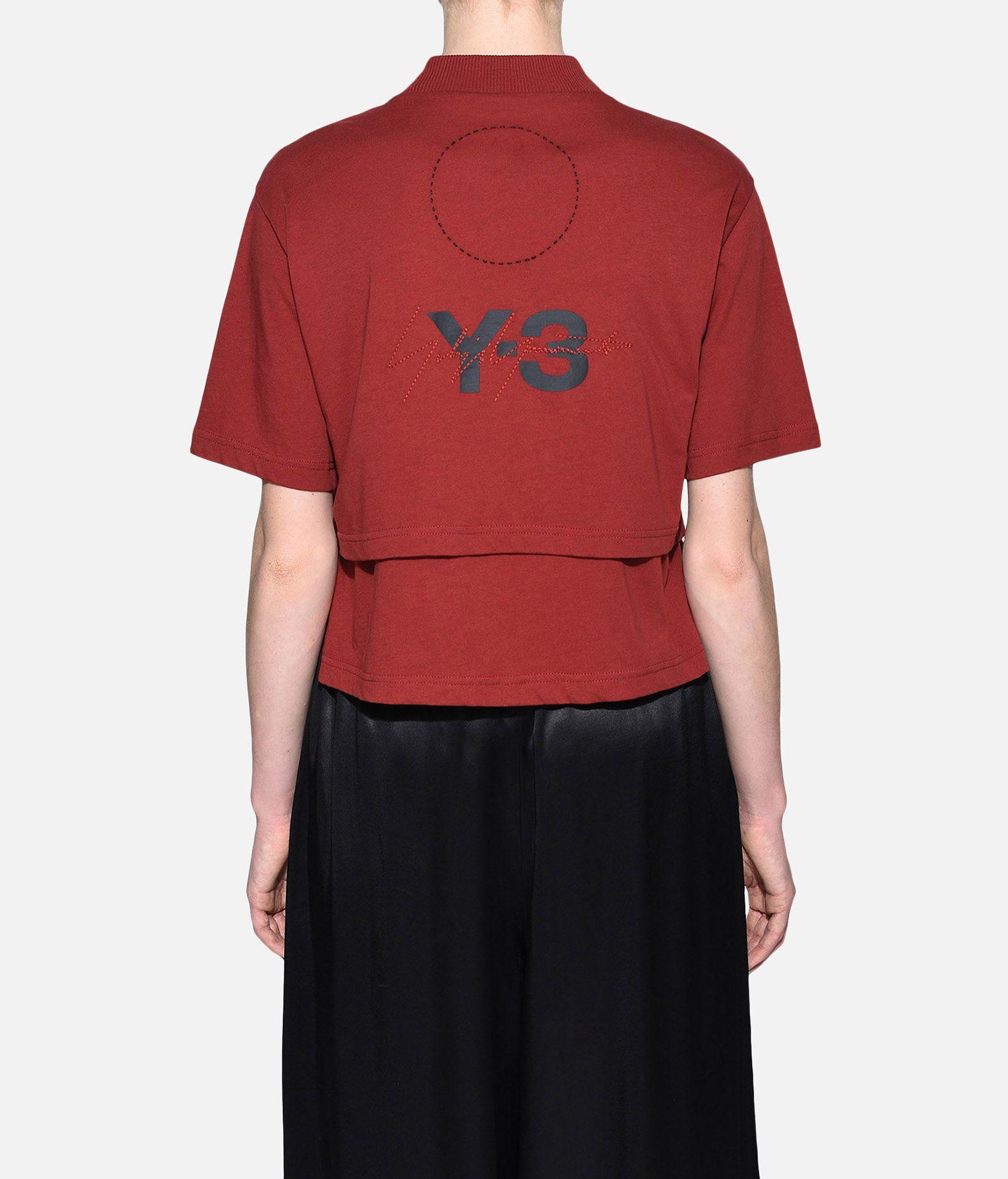 Y-3 Y-3 Signature Long Tee T-shirt maniche corte Donna d