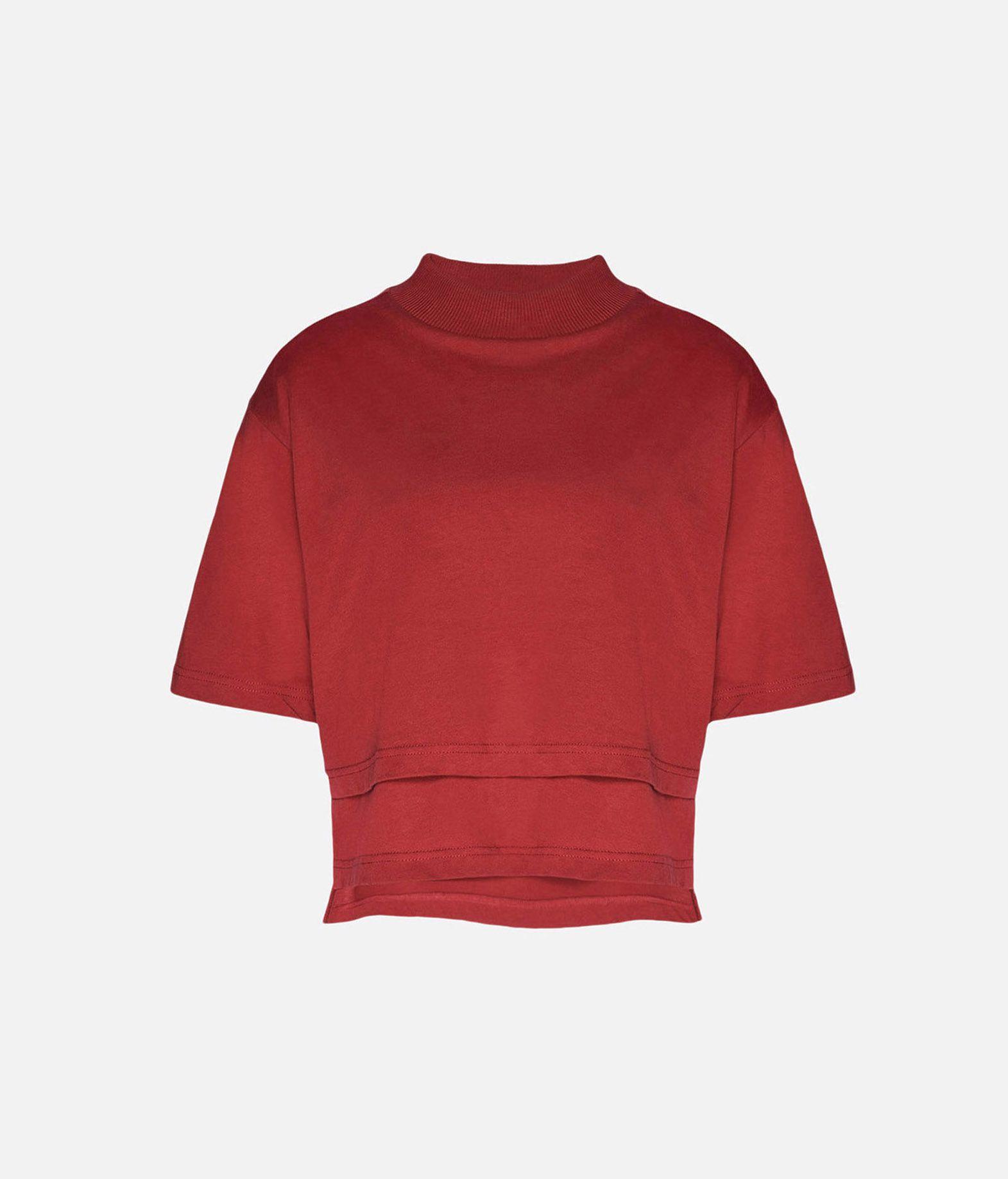 Y-3 Y-3 Signature Long Tee T-shirt maniche corte Donna f