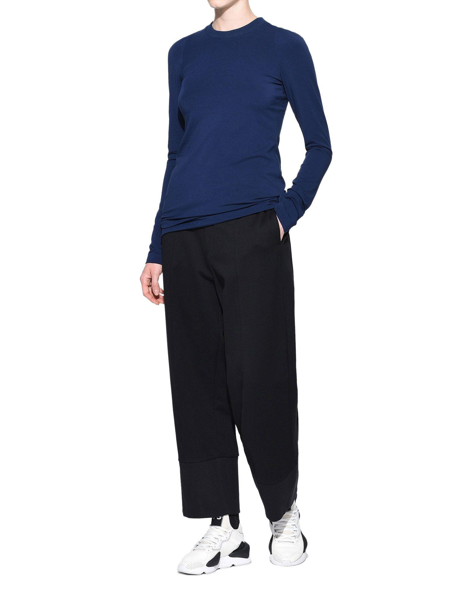 Y-3 Y-3 Prime Tee Long sleeve t-shirt Woman a