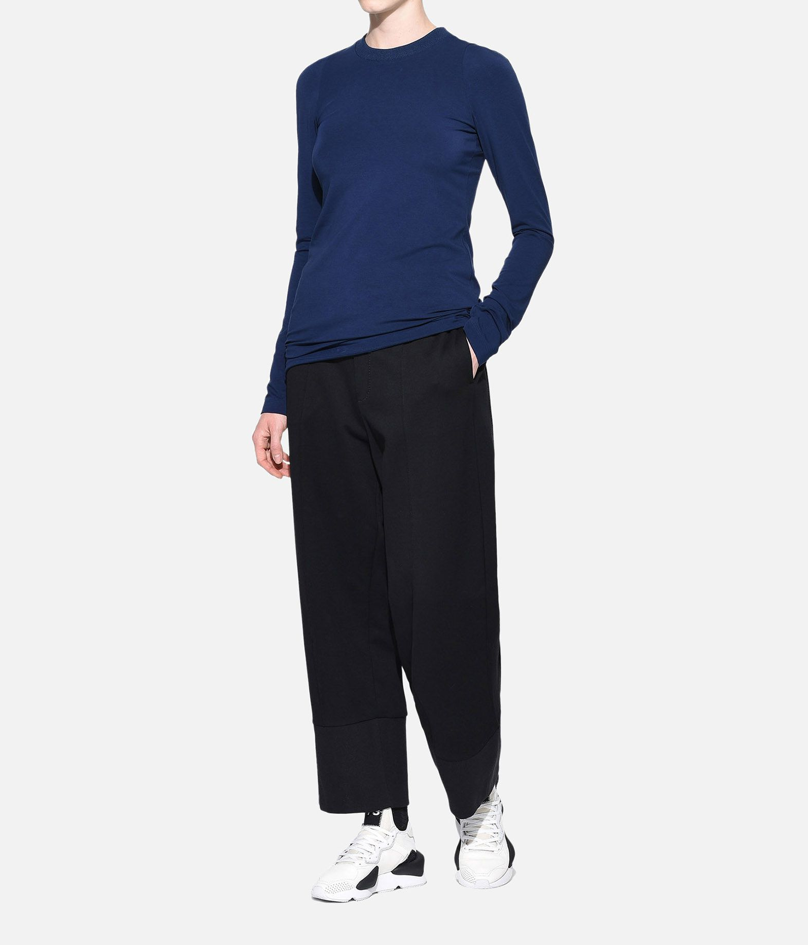 Y-3 Y-3 Prime Tee Long sleeve t-shirt Woman a