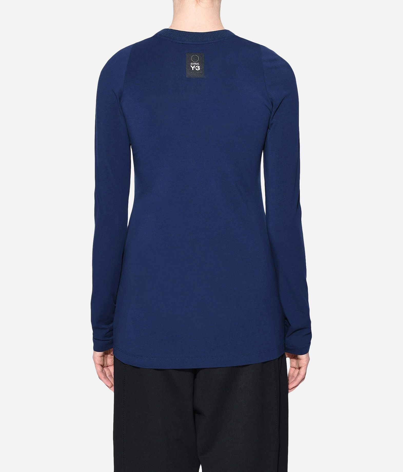 Y-3 Y-3 Prime Tee Long sleeve t-shirt Woman d