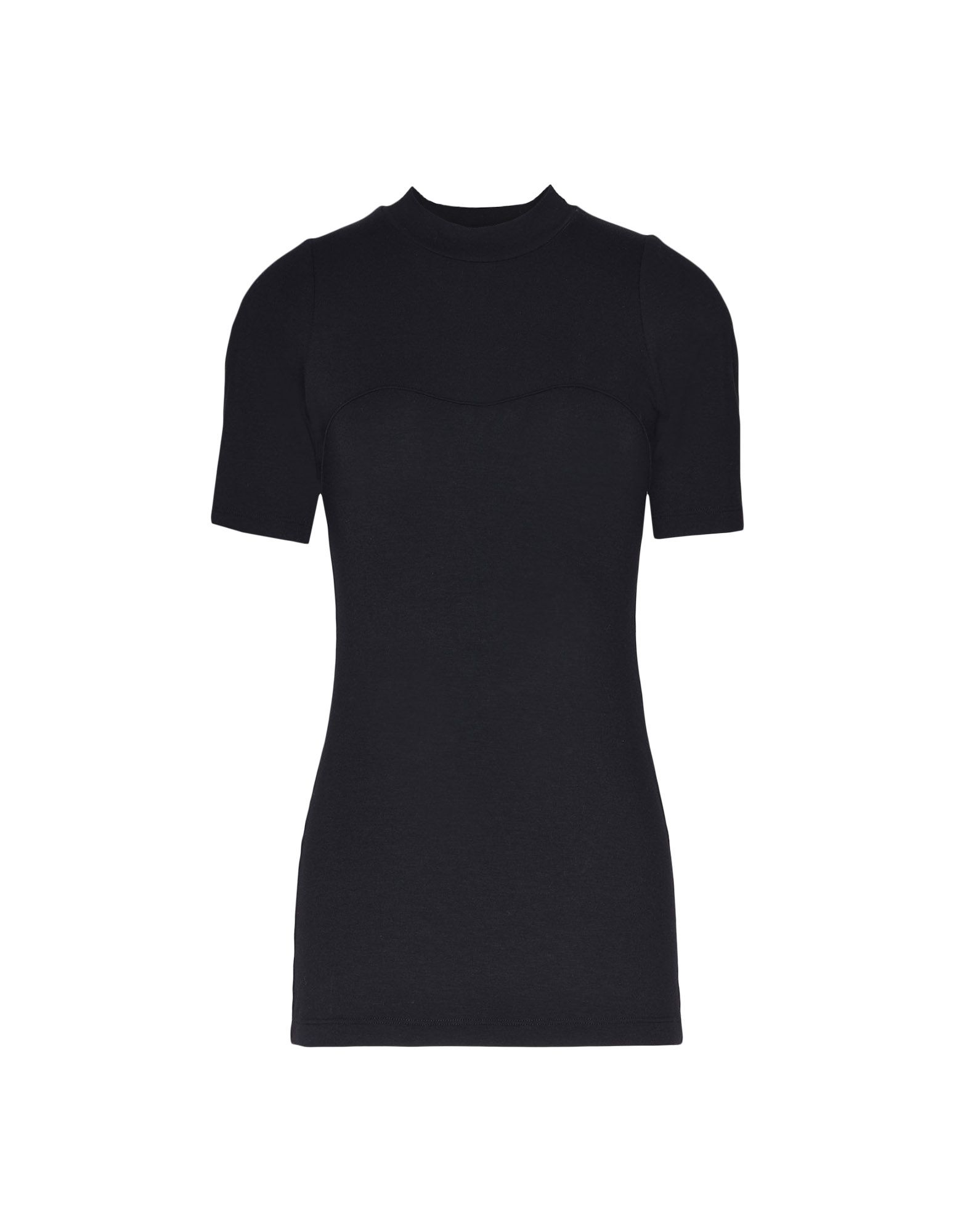 Y-3 Y-3 Prime Wool Tee Short sleeve t-shirt Woman f