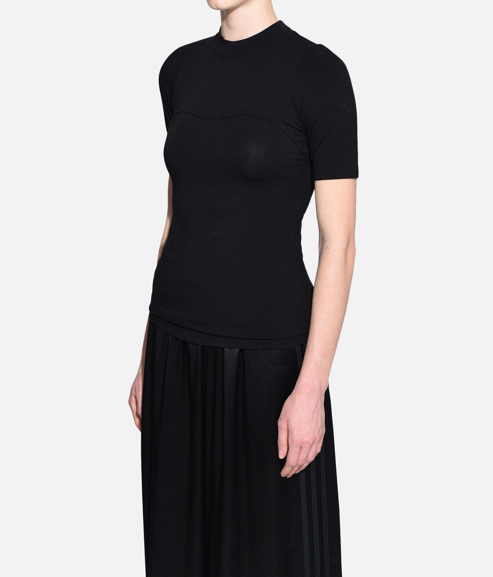 Y-3 Y-3 Prime Wool Tee Short sleeve t-shirt Woman e