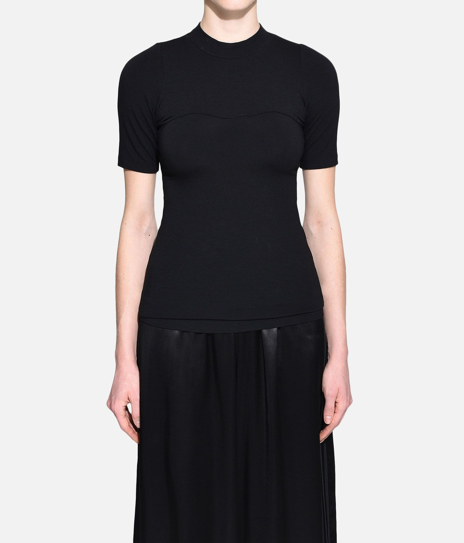 Y-3 Y-3 Prime Wool Tee Short sleeve t-shirt Woman r