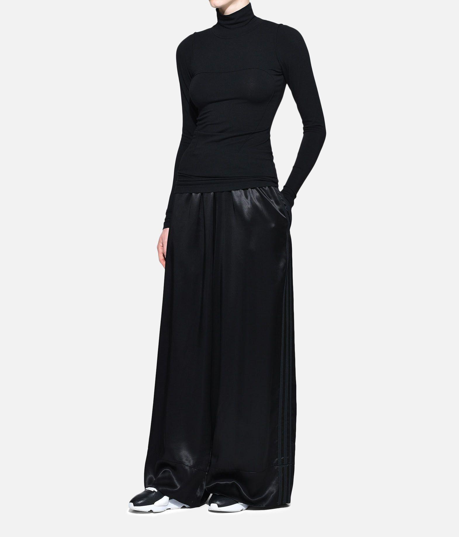 Y-3 Y-3 Prime Wool Tee Long sleeve t-shirt Woman a