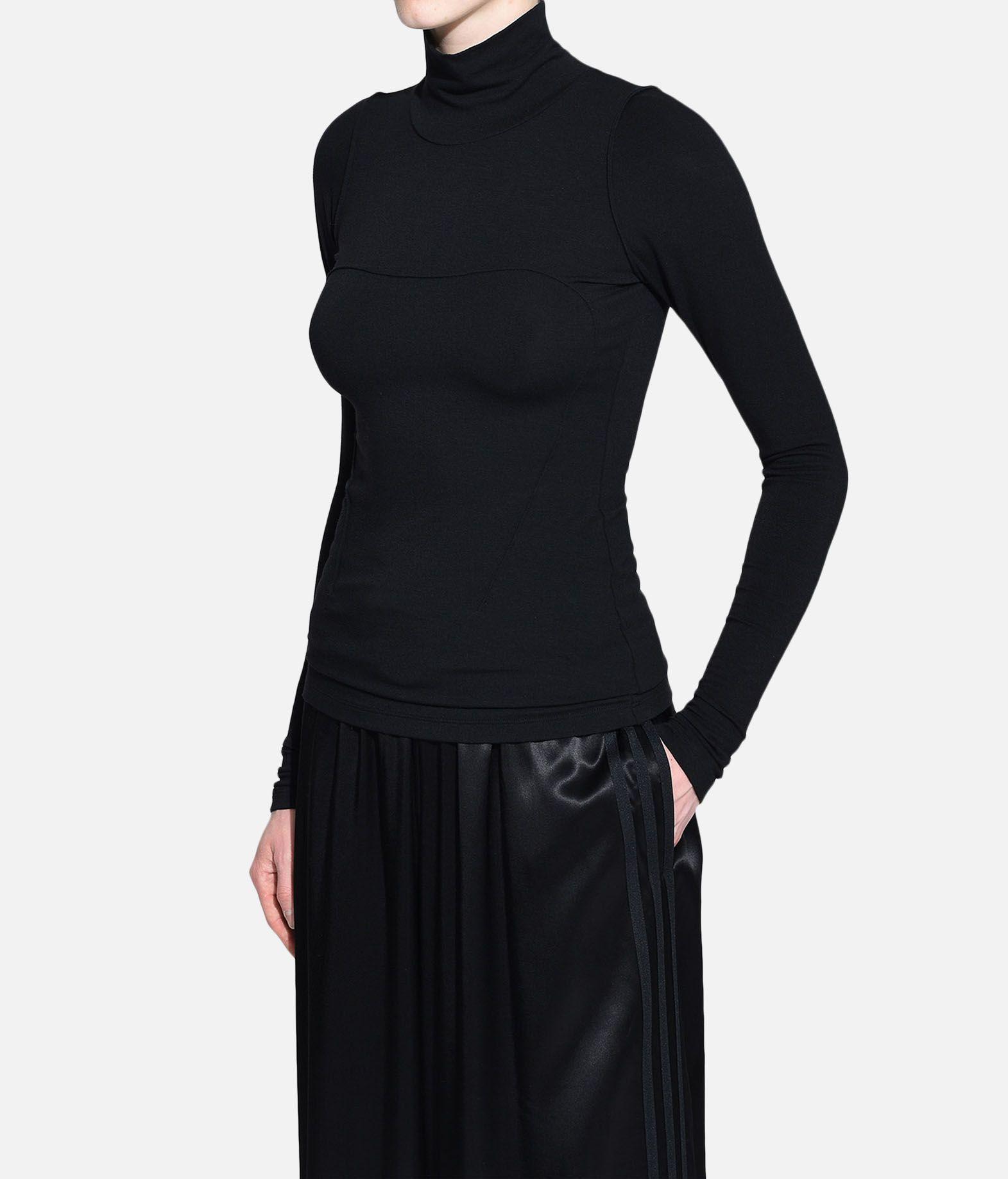 Y-3 Y-3 Prime Wool Tee Long sleeve t-shirt Woman e