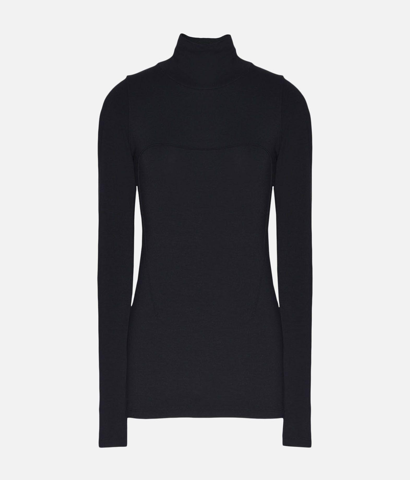 Y-3 Y-3 Prime Wool Tee Long sleeve t-shirt Woman f