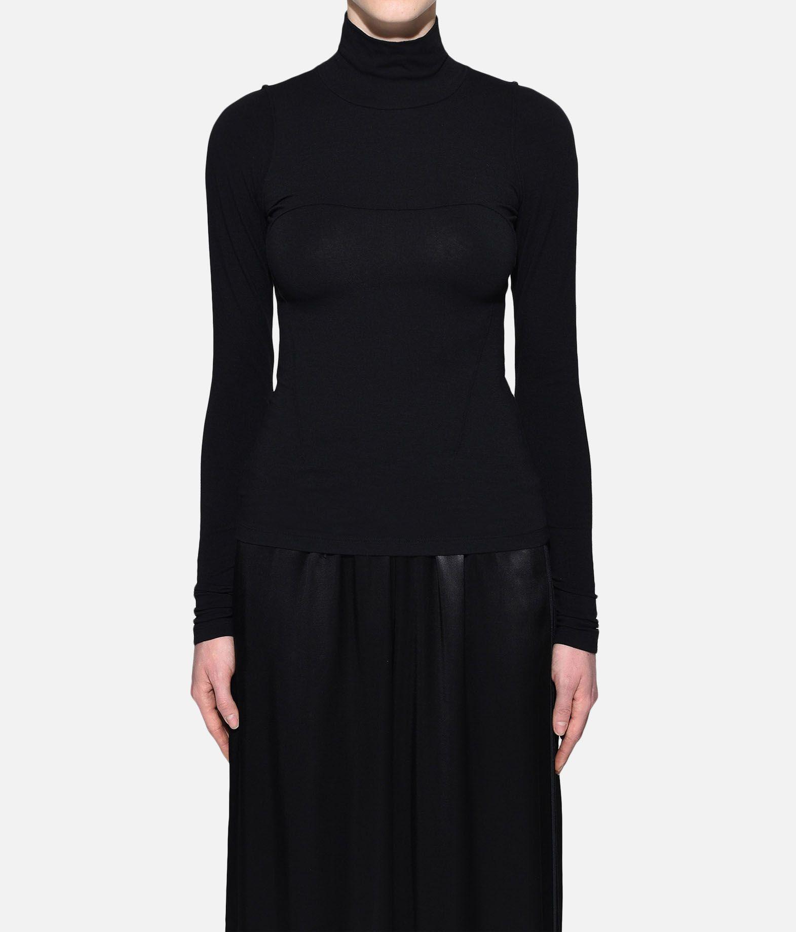 Y-3 Y-3 Prime Wool Tee Long sleeve t-shirt Woman r