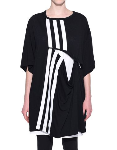 Y-3 3-Stripes Layered Tee TEES & POLOS woman Y-3 adidas