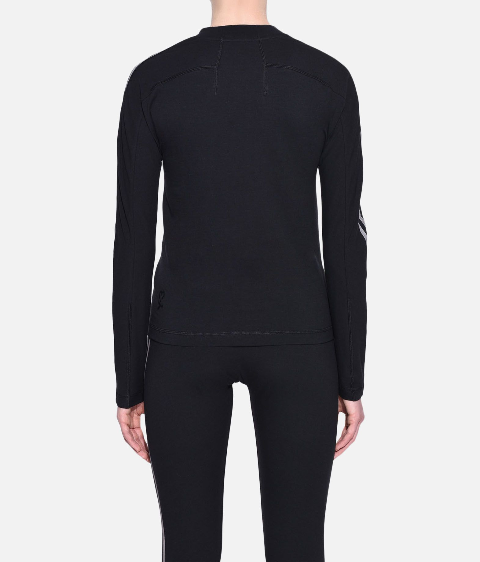 Y-3 Y-3 3-Stripes Tee Long sleeve t-shirt Woman d