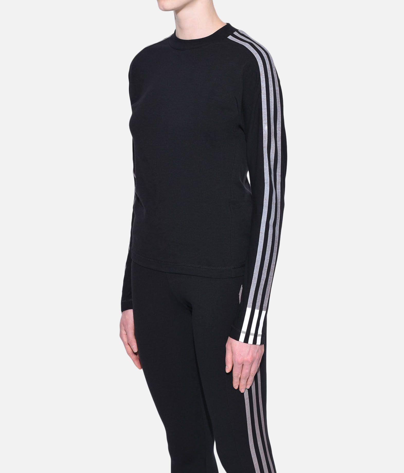 Y-3 Y-3 3-Stripes Tee Футболка с длинными рукавами Для Женщин e
