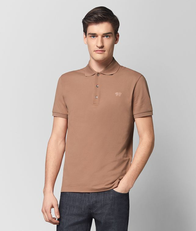 BOTTEGA VENETA DAHLIA COTTON T-SHIRT Polo And Tee Man fp