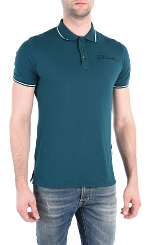 Classic short-sleeve polo shirt