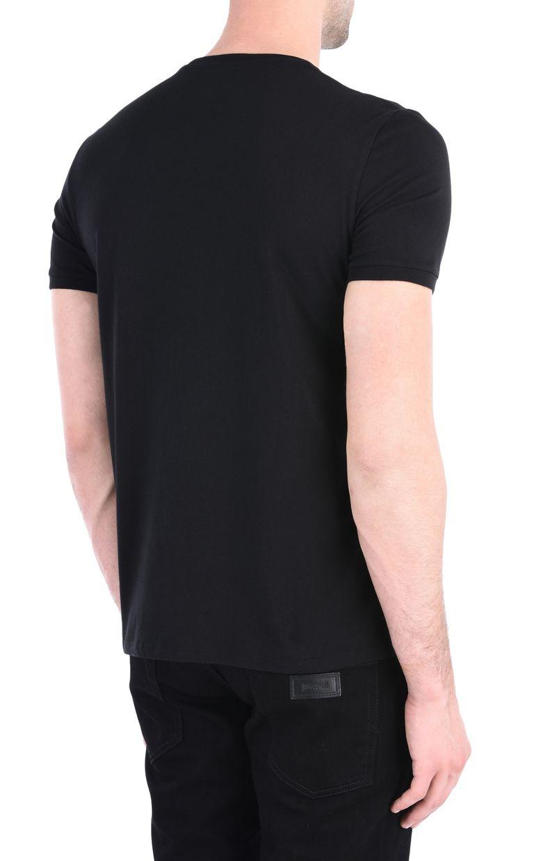 JUST CAVALLI Wild Thing T-shirt Short sleeve t-shirt [*** pickupInStoreShippingNotGuaranteed_info ***] d