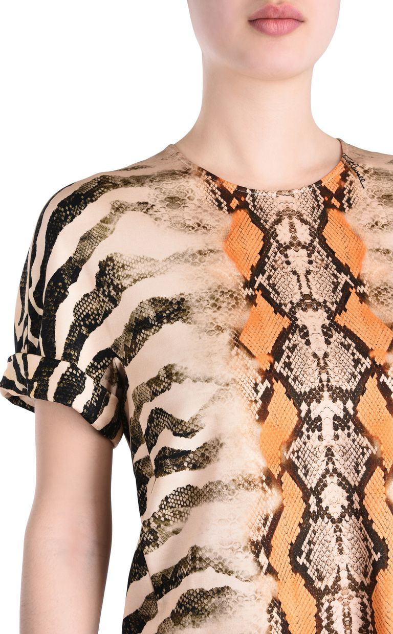 JUST CAVALLI Namibia short-sleeve top Top [*** pickupInStoreShipping_info ***] e