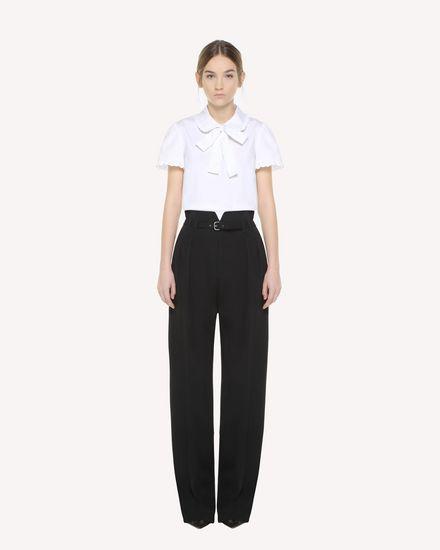 REDValentino Shirt Woman QR3AA0Z20ES 001 f