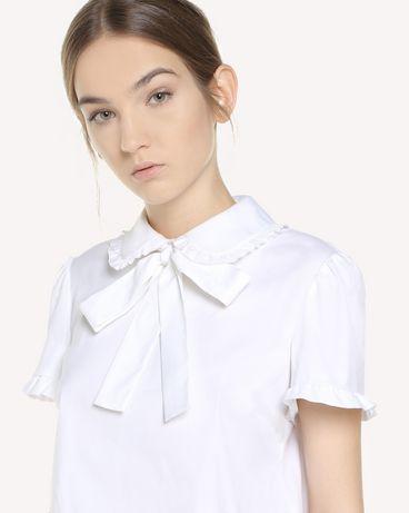 REDValentino QR3AA0Z20ES 001 Shirt Woman e