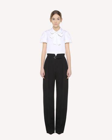 REDValentino QR3AA0Z20ES 001 Shirt Woman f