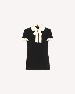 REDValentino Dress Woman QR3MJ08H3YR 0NO a