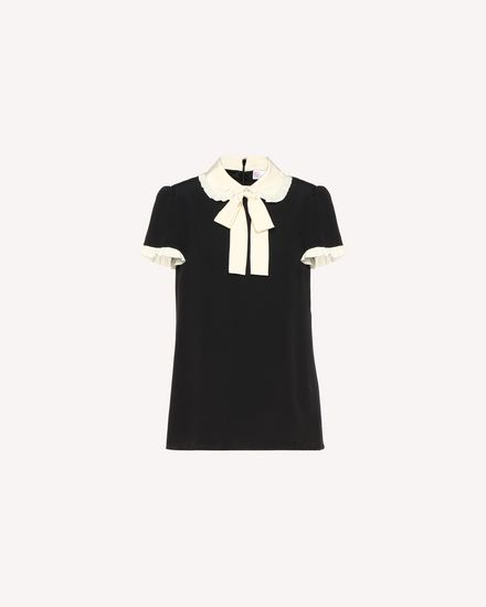 REDValentino Shirt Woman QR3AA0Z03TQ 0NA a