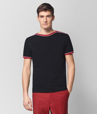 NERO COTTON T-SHIRT