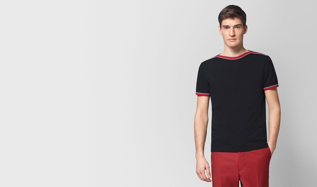 nero cotton t-shirt landing