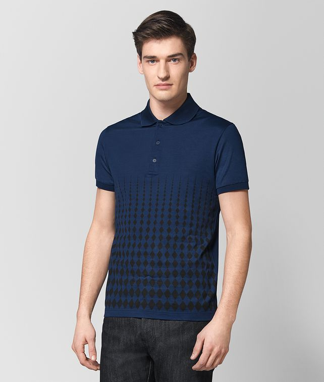 BOTTEGA VENETA ATLANTIC COTTON T-SHIRT Polo And Tee Man fp