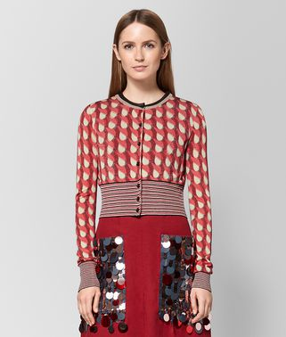 MULTICOLOR LUREX SWEATER