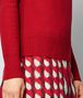 BOTTEGA VENETA RED CASHMERE SWEATER Knitwear or Top or Shirt Woman ap
