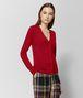 maglia in cashmere red Immagine lato destro
