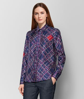 MULTICOLOR SILK SHIRT