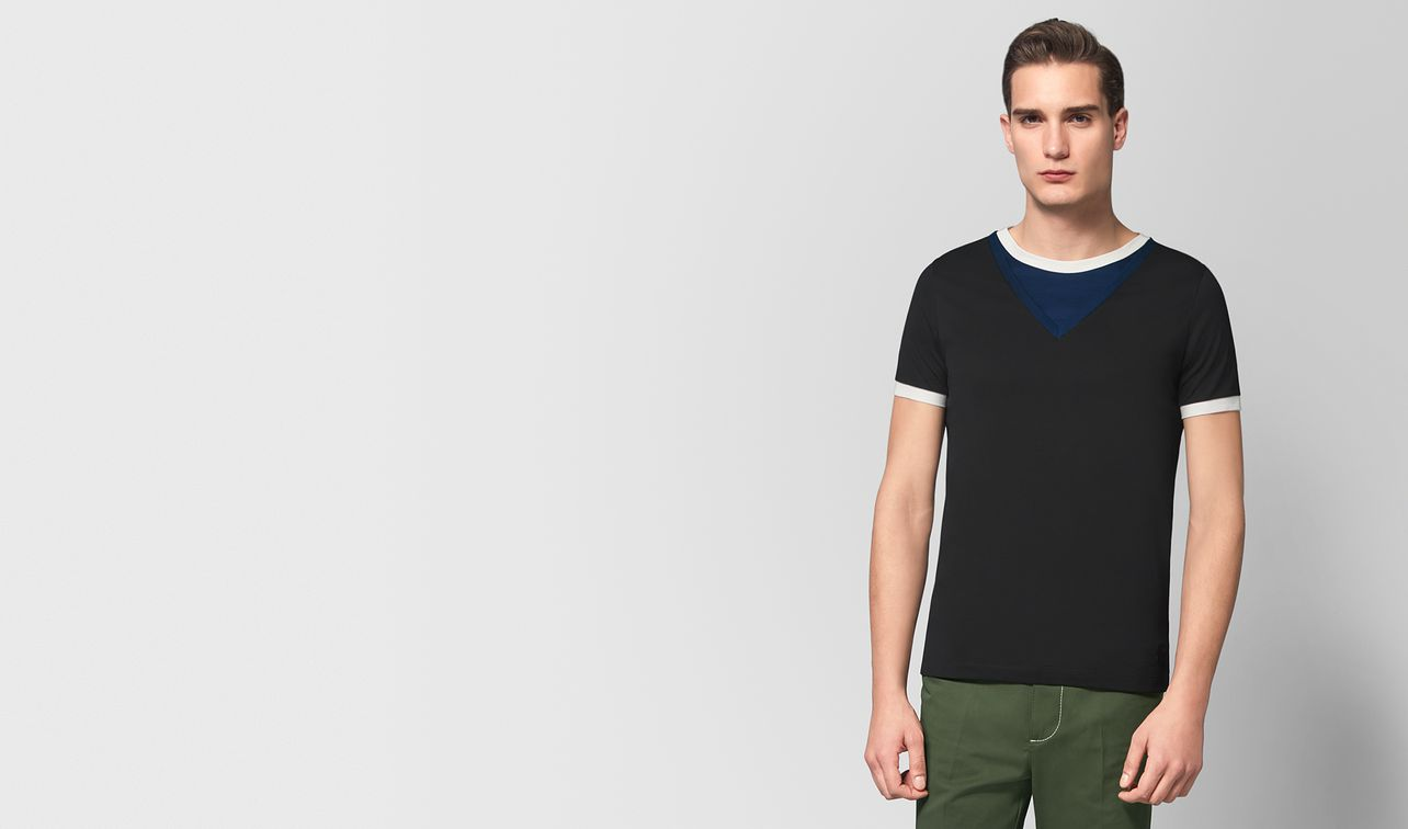 multicolor cotton t-shirt landing