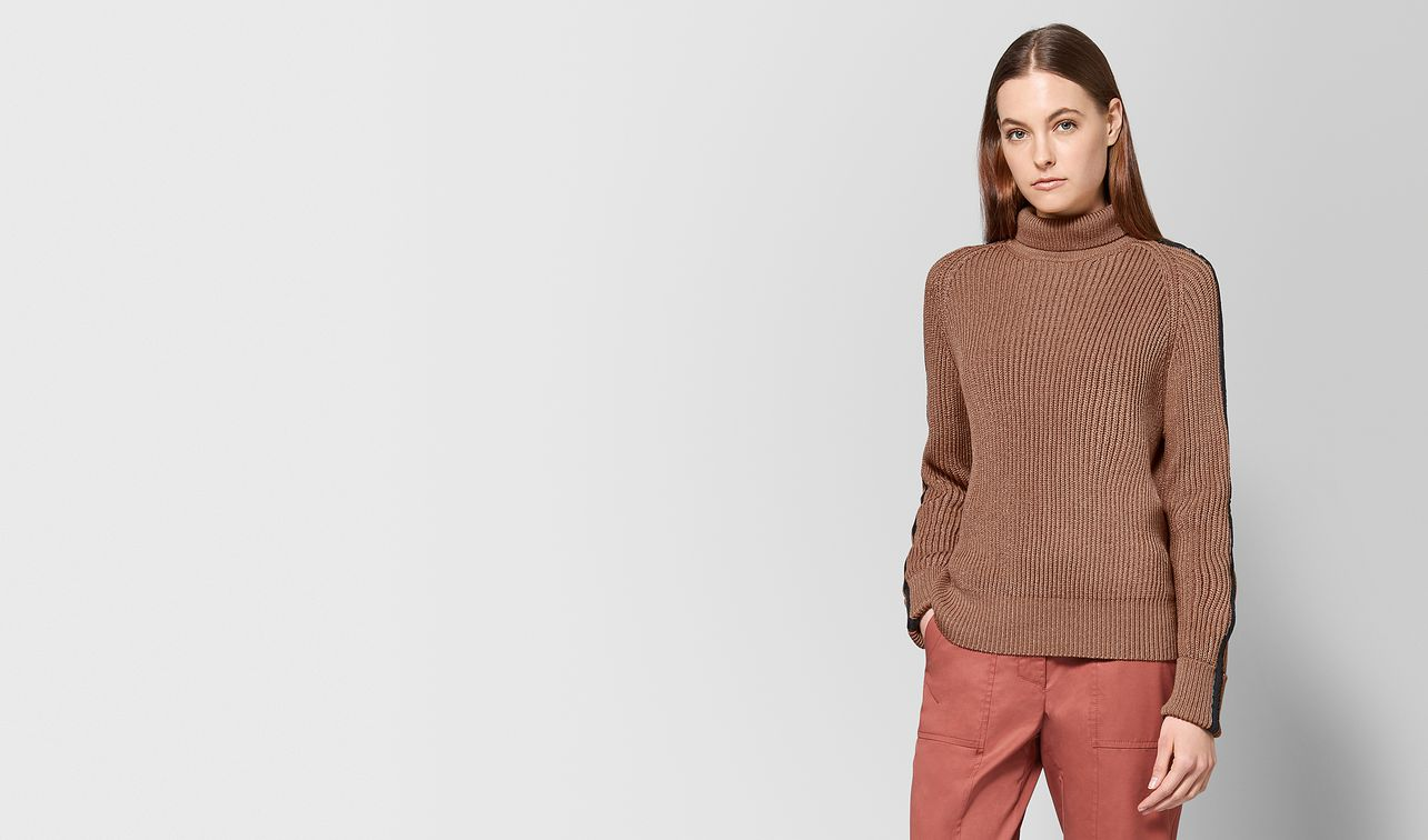 desert rose cotton sweater landing