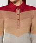 BOTTEGA VENETA MULTICOLOR LUREX SWEATER Knitwear or Top or Shirt Woman ap