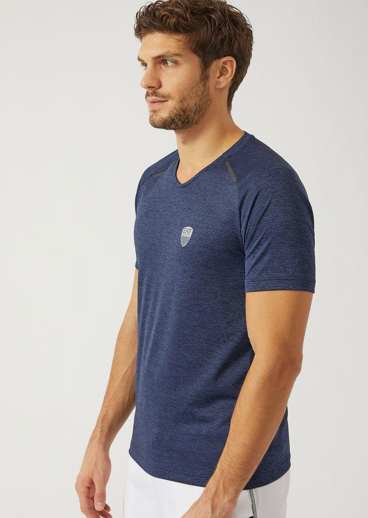 b9b0de0186 Ventus 7 sports T-shirt | Man | Ea7